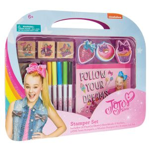 JoJo Siwa Stamper Activity Set
