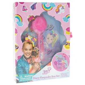 JoJo Siwa Diary Keepsake Box Set