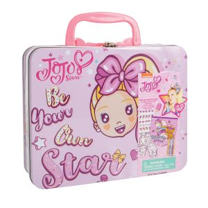 JoJo Siwa Tin Activity Set