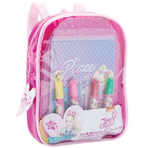 JoJo Siwa Art and Activity On-The-Go Set