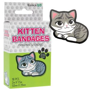 Bandages - Kitten