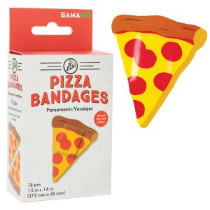 Bandages - Pizza