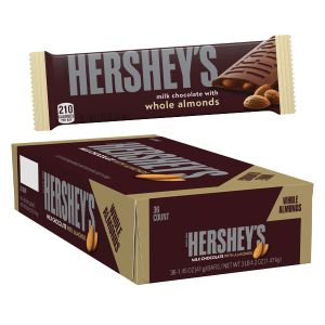 Hershey's with Almonds Bars