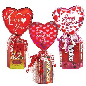 Valentine Theater Box Candy Kelliloons