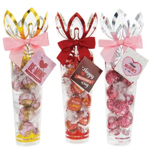 Lindt Lindor Truffle Towers - Valentine's Day Assortment