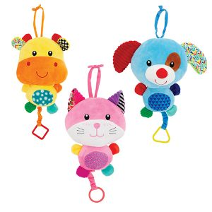 Musical Baby Pull Toys