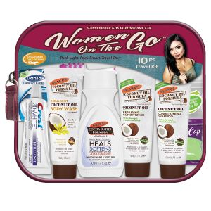 Women's On The Go 10-Piece Travel Kit