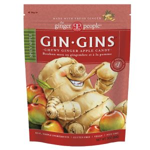 Gin Gins - Spicy Apple Ginger Chewy Candy