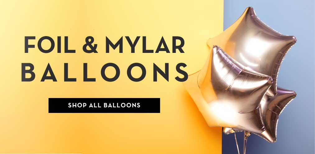 Foil and Mylar Balloons