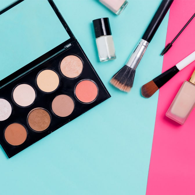 Wholesale makeup and cosmetics